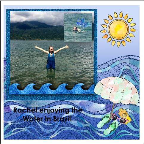 A Taste Of Summer (Rachel)
