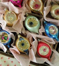 Image result for old fashioned baubles